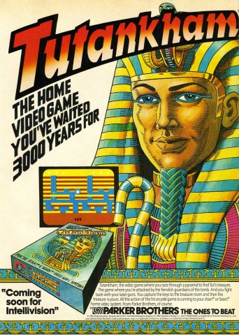 Tutankhum Electronic Games 17 Juky 1983 Pg 45