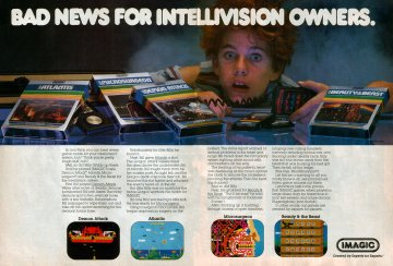 Imagic 2 Electronic Games