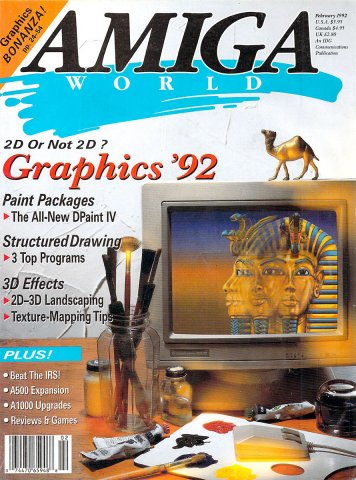 Amiga World 9202