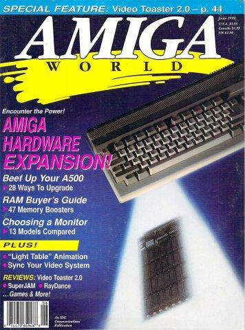 Amiga World 9206