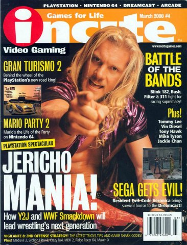 incite Video Gaming Issue 04 (March 2000)