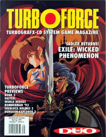 Turbo Force Issue 4