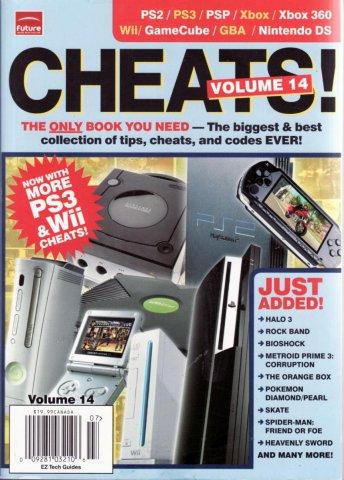 Cheats! Volume 14