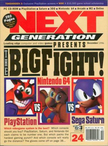 Next Generation Issue 24 December 1996