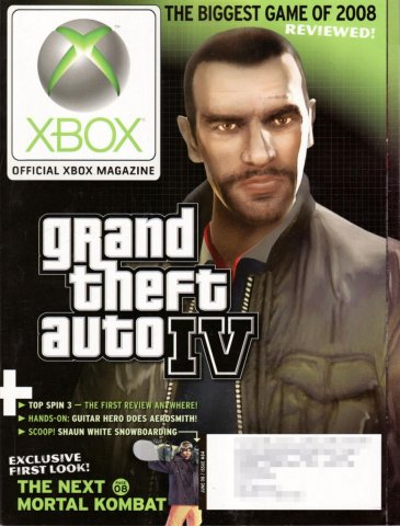 Official Xbox Magazine 084 June 2008