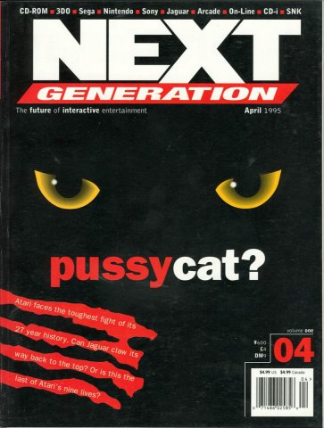 Next Generation Issue 04 April 1995