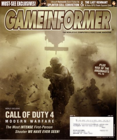 Game Informer Issue 170 June 2007