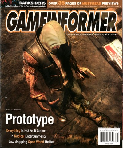 Game Informer Issue 172 August 2007