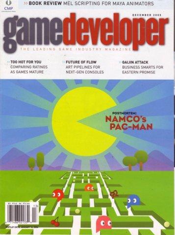 Game Developer 119 Dec 2005