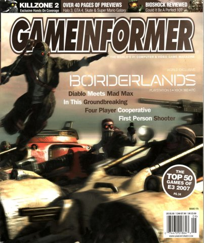Game Informer Issue 173 September 2007
