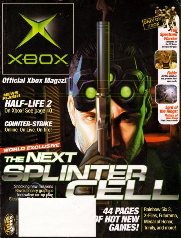 Official Xbox Magazine 020 July 2003