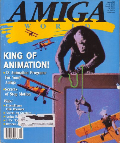 Amiga World 8906