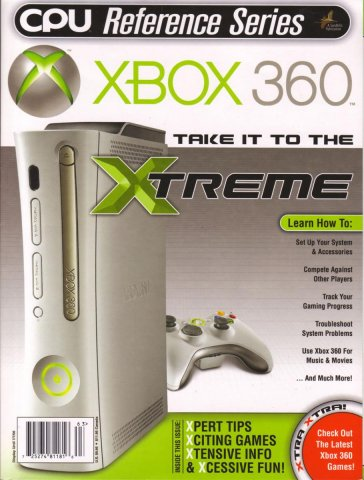 CPU Reference Series XBox 360