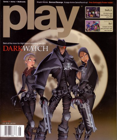 play Issue 044 (August 2005)