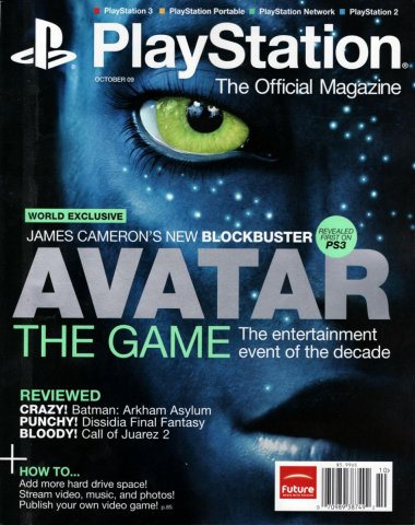 PlayStation The Official Magazine (USA) Issue 024 October 2009