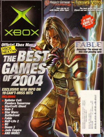 Official Xbox Magazine 027 January 2004