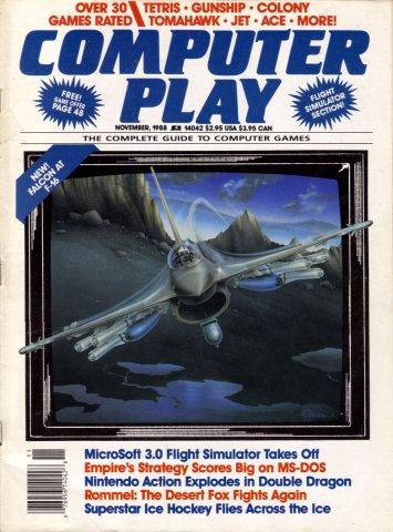 Computer Play Nov 1988