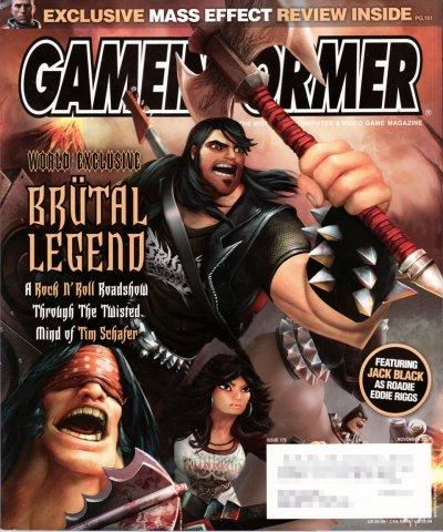 Game Informer Issue 175 November 2007