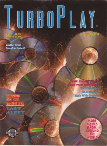 TurboPlay Issue 006 April-May 1991