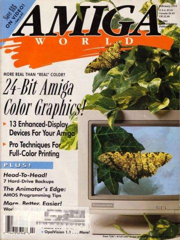 Amiga World 9302