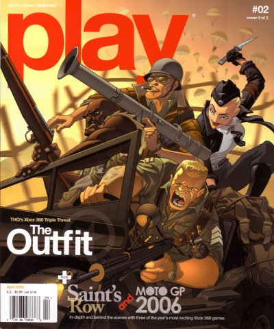 play Issue 052 (April 2006) (cover 2)