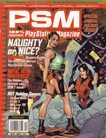 PSM Issue 016 December 1998