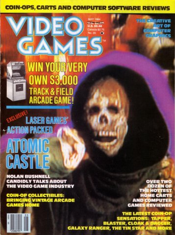 Video Games Issue 20 (May 1984)