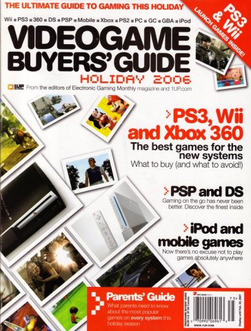 2006 Video Game Buyer's Guide