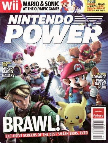 Nintendo Power Issue 222 (December 2007)