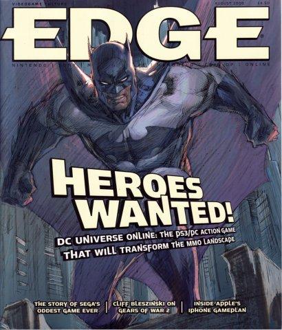 Edge 191 (August 2008)