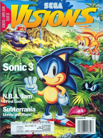 Sega Visions Issue 017 (February/March 1994)