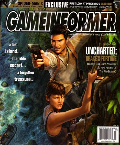 Game Informer Issue 168 April 2007