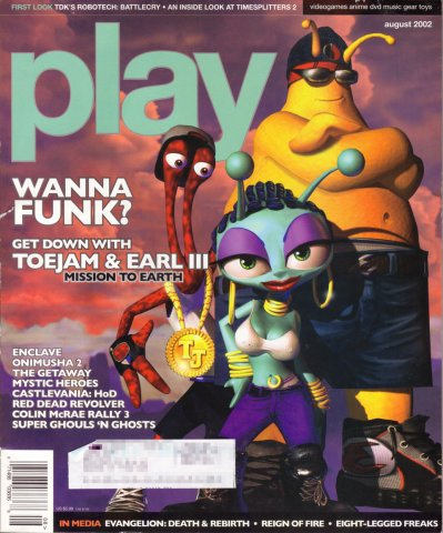 play issue 008 (August 2002)