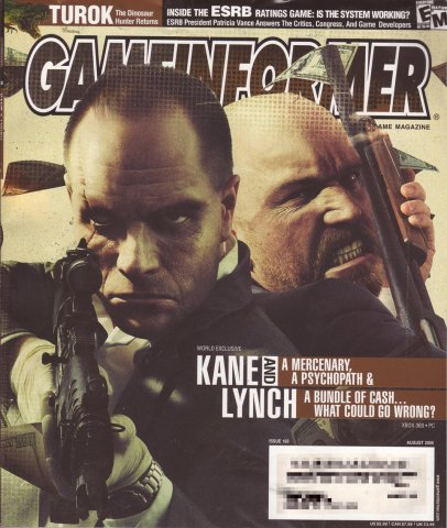 Game Informer Issue 160 August 2006