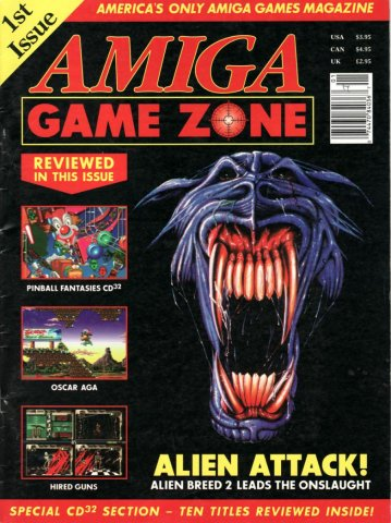 Amiga Game Zone