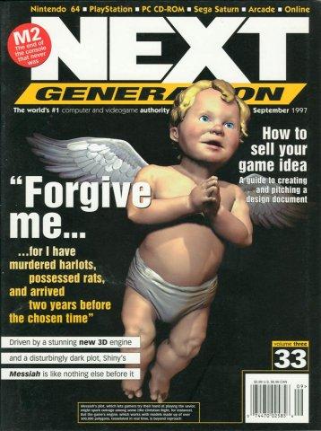 Next Generation Issue 33 September 1997