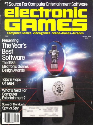 Electronic Games 031 Jan 1985