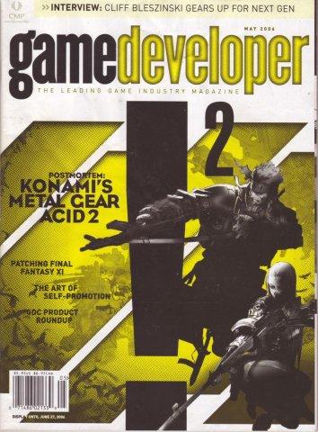 Game Developer 124 May 2006