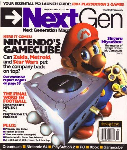 Next Generation Issue 71 November 2000