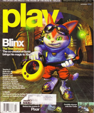 play issue 010 (October 2002)