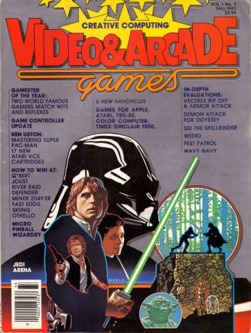Creative Computing Video and Arcade Games Issue 2