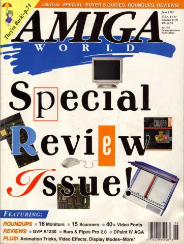 Amiga World
