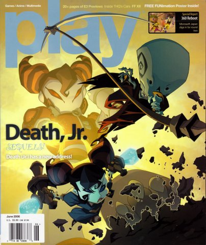 play Issue 054 (June 2006)