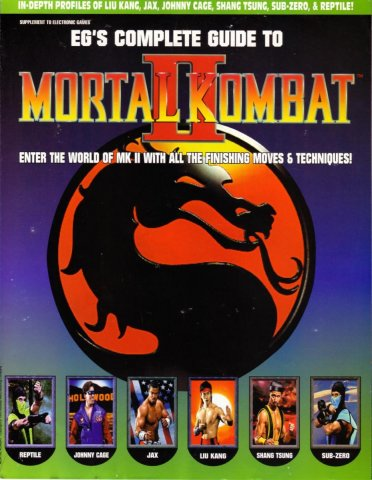 EG's Complete Guide To Mortal Kombat II