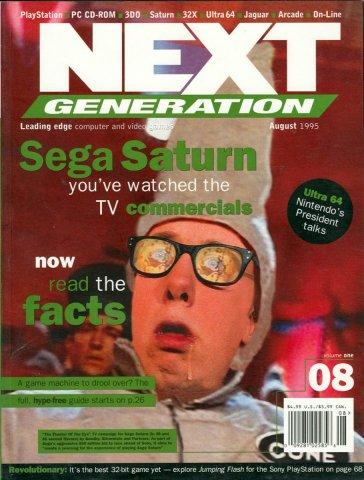 Next Generation Issue 08 August 1995
