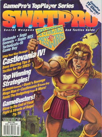 S.W.A.T.Pro Issue 04 March 1992