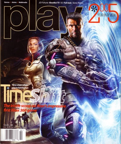 play Issue 050 (February 2006)