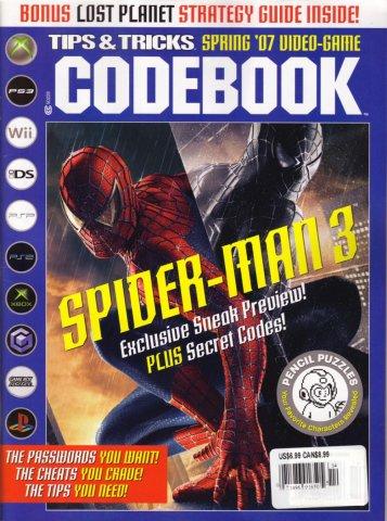 Tips & Tricks Spring '07 Video-Game Codebook