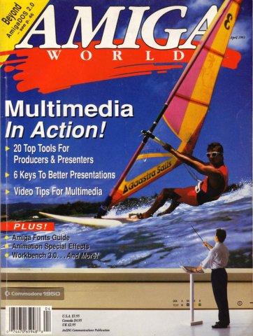 Amiga World 9304