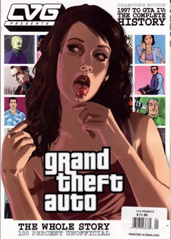 CVG presents Grand Theft Auto the whole story
